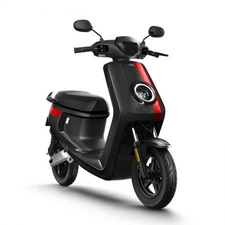 Scuter electric NIU MQi+Sport (M+Sport), Autonomie 100+ km, Viteza maxima 45km/h, Putere motor 1600W