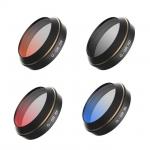 Set 4 filtre Gradual Color PGYTECH pentru Mavic Pro / Platinum