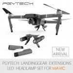 Extensie tren aterizare + lanterna PGYTECH pentru Mavic Pro