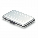 Carcasa PGYTECH pentru Memory Card - Silver