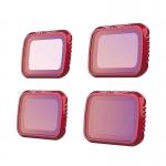 Set filtre ND PGYTECH pentru DJI Mavic Air 2 (ND8, 16, 32, 64 Professional)
