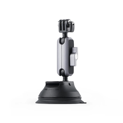 Suction cup mount PGYTECH pentru action camera