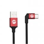 Cablu USB A - Type-C, 35cm PGYTECH