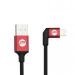 Cablu USB A - Lightning, 35cm PGYTECH