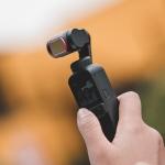 Filtru UV Professional PGYTECH pentru Osmo Pocket / Pocket 2