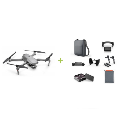 Drona DJI Mavic 2 PRO + Set Accesorii Combo PRO