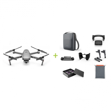 Drona DJI Mavic 2 ZOOM + Set Accesorii Combo PRO