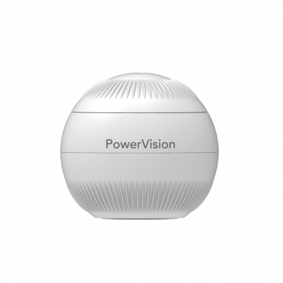 Sonar Power Seeker, LED, WIFI, Autonomie 4h, 110g - Power Vision