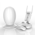 Drona Power Egg, Camera 4K UHD, stabilizare pe 3 axe, Vedere Panoramica 360 grade - Power Vision