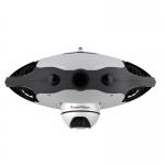 Drona subacvatica Power Ray, camera 4K UHD, 12MP, viteza de navigare 4 noduri, autonomie 4h, pachetul Wizard - Power Vision