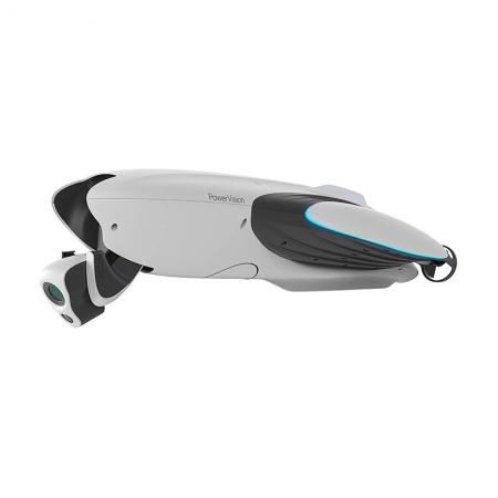 Radar pentru pescuit, Power Dolphin, autonomie 2k, camera 4K 220 grade, viteza 4.5m/s, inteligenta artificiala, pachet Standard - Power Vision