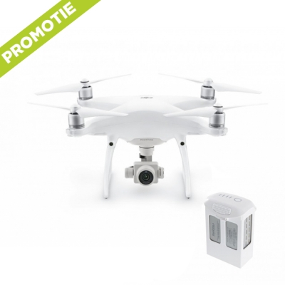 Phantom 4 Advanced Plus + Baterie Suplimentara