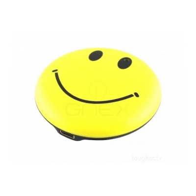 Camera Ascunsa in Ecuson Smiley Face, MP3 Player + Card 16GB Gratuit