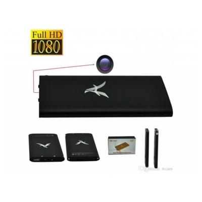 Camera Full HD 1080P cu Senzor de miscare si Night Vision ascunsa in Baterie Externa