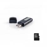 Stick Spion U8 cu Senzor de Miscare + Card 16GB Gratuit