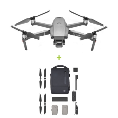 Drona DJI Mavic 2 Pro + Kit Fly More Combo