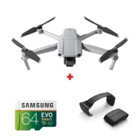 DJI Mavic Air 2 + card Samsung Evo Select 64GB + Suport elice cadou