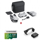 DJI Mavic Air 2 Fly More Combo + card Samsung Evo Select 64GB + Suport elice cadou