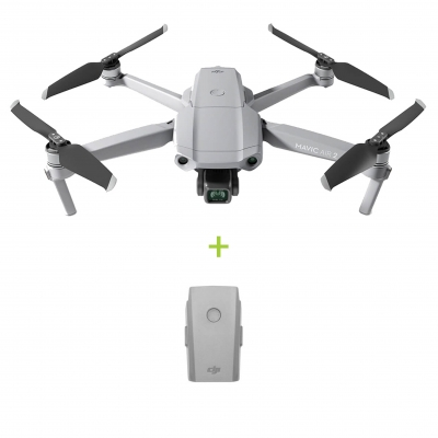 DJI Mavic Air 2 + Baterie inteligenta