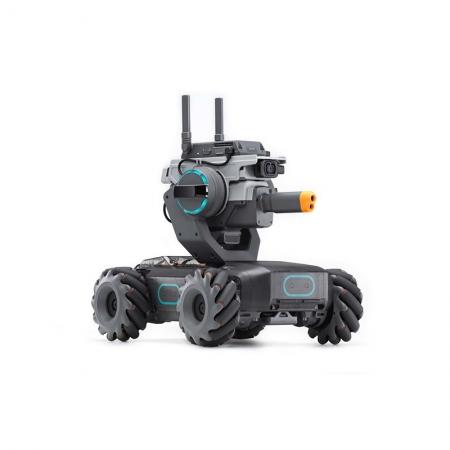 DJI RoboMaster S1, Gimbal 2 axe, 16MP, 2560 x 1080 30p