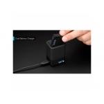 GoPro Încărcător Dublu Hero 5/6/7 + Baterie Suplimentara