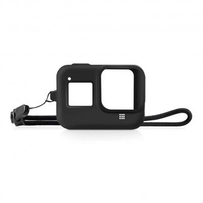 Husa Sleeve + Lanyard pentru GoPro Hero8 Black