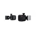 Prindere laterala pe casca cu pivot pentru GoPro