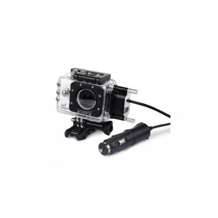 SJCAM - Carcasă Waterproof + Încărcător Auto (SJ5000)
