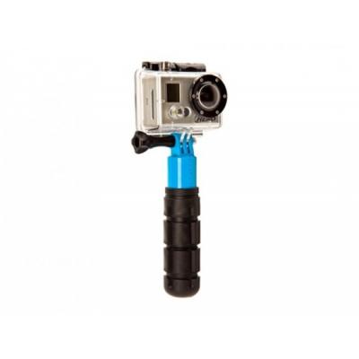 Mâner Plutitor - Monopied Flotor cu grip compatibil cu camerele sport GoPro, Xiaomi, SJCAM
