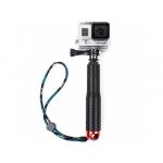 Monopied Extensibil 50 cm - Compatibil cu GoPro, Sjcam, Xiaomi
