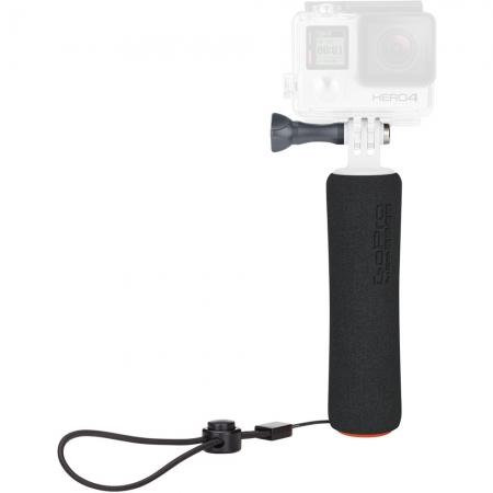 Dispozitiv GoPro de prindere cu maner plutitor