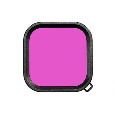 Filtru Magenta pentru GoPro Hero8 Black