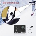 Microfon extern SJCam pentru SJ6 / SJ7 / SJ360
