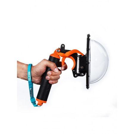 Pistol cu suport telefon Telesin pentru Camere Video Sport