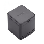 Set Incarcator Tip Cutie Telesin +  doua baterii compatibil GoPro Hero 5/6