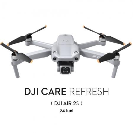 Asigurare DJI Care Refresh pentru DJI Air 2S (24 luni)