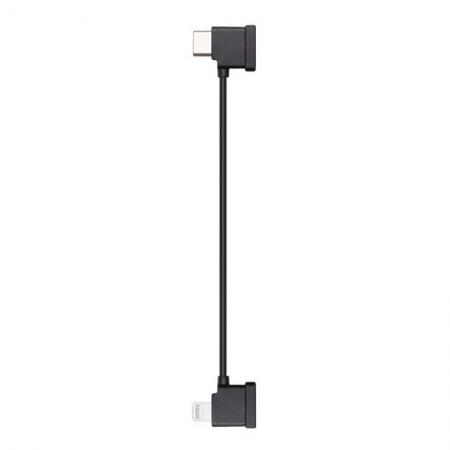 Cablu RC (Lightning) pentru radiocomanda DJI Mini 2 / DJI Mavic Air 2 / DJI Air 2S