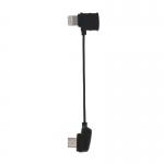 Cablu RC (Lightning) pentru radiocomanda DJI Mavic