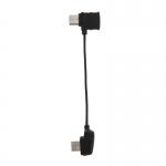Cablu RC (Standard Micro USB) pentru radiocomanda DJI Mavic
