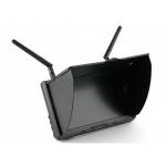 "Monitor LCD Boscam Galaxy D2, 7"" 800 x 480, 5.8GHz FPV, pentru vizualizarea imaginilor in timp real"