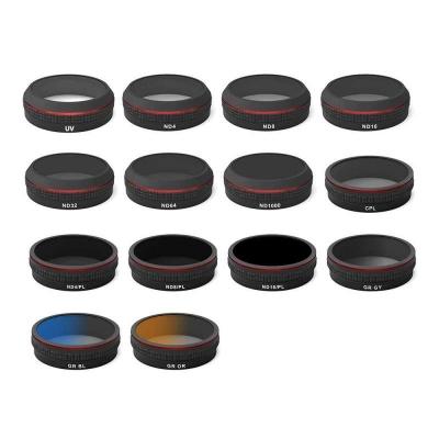 Kit Profesional Filtre Freewell pentru DJI Phantom 4 PRO - ND4, ND8, ND16, ND32, ND64, ND1000, CP