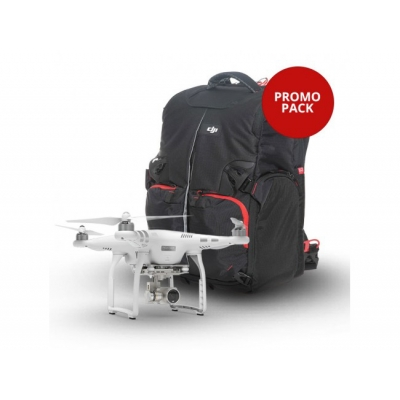 Pachet DJi Phantom 3 Advanced + Rucsac Manfrotto-DJI