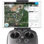 GS PRO - aplicatie iPAD DJI Enterprise