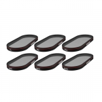 Set 6 filtre Freewell 4K pentru DJI Spark - ND8, ND16, ND32, PL, ND8/PL si ND16/PL