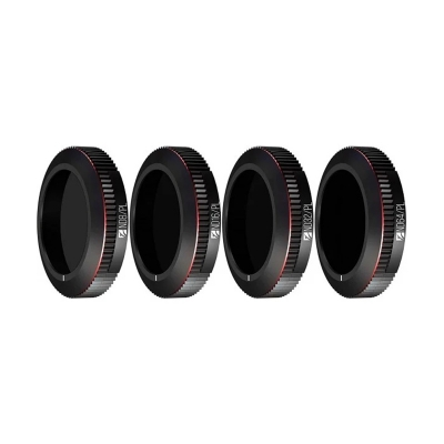 Set 4 Filtre Standard Day Freewell pentru Mavic 2 Zoom ND8/PL, ND16/PL, ND32/PL, ND64/PL