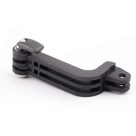Action Camera L Bracket (Osmo Pocket, GoPro și alte camere sport)
