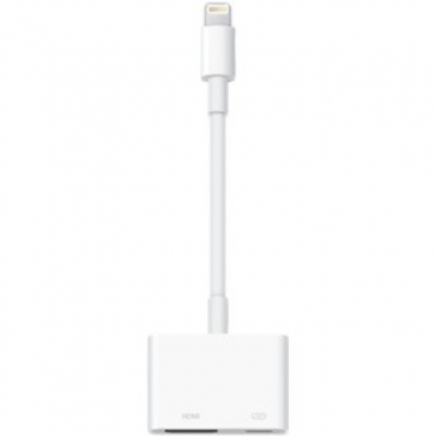 Adaptor Digital Apple AV Lightning