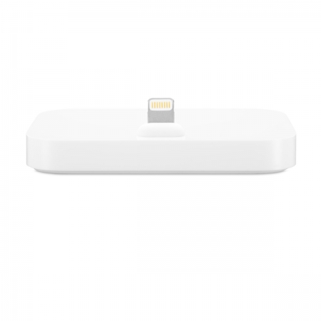 Dock Apple pentru iPhone Lightning Alb