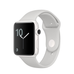 Ceas Apple Watch Edition White Ceramic Case cu bratara Cloud Sport
