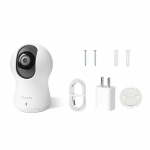 Camera de supraveghere Blurams Home Dome Pro, 1080p,  24/7 CVR, Night Vision, Alerte inteligente, Detectie umana, Recunoastere faciala